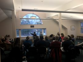 Notes from Seacoast Huddle Meeting – April 19
