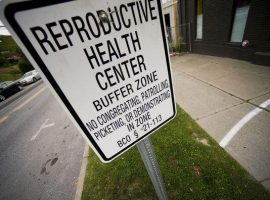 HB 589  We Asked for a Buffer Zone around Medical Facilities